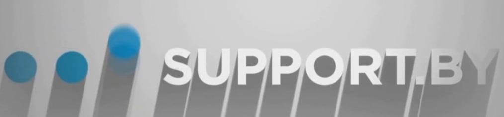 Обзор хостинга Support.by logo